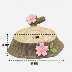 (ตอไม้) Sakura tree stumps