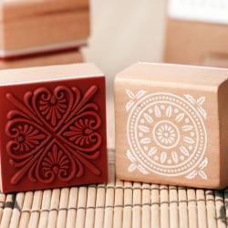 ตัวปั้ม Pattern Lace Stamp