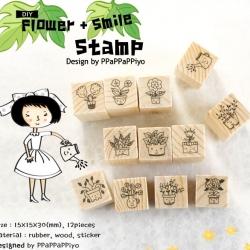 ตัวปั้ม-Flower+Smile