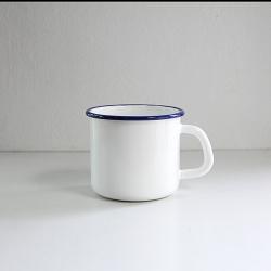 Fujihoro-Enamel Mug 10cm.