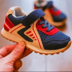 รองเท้าทรง(Sneaker) สีน้ำเงิน