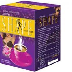 กาแฟคอฟฟี่เชฟ ไบร์ทบูม Coffee Shape BriteBoom