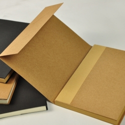 สมุดโน๊ต-D.I.Y. Notebook สันเรียบ