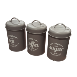 Tin Canister (Set of 3) สำเนา