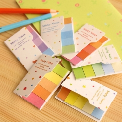 Sticky Notes Lovely Rainbow