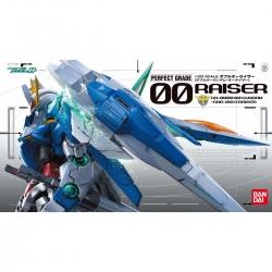 PG 1/60 GN-0000 00 Gundam + GNR-010 0 Raiser [00 Raiser]
