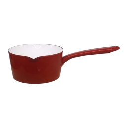 Enamel Milk Pan-15cm. (Thai-Grade)
