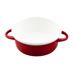 Enamel Cooking Pot 15cm