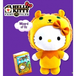 Hello kitty fairy tales mcdonalds-Wizard of OZ.