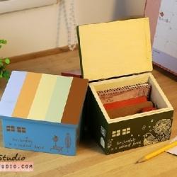 กล่องไม้อเนกประสงค์