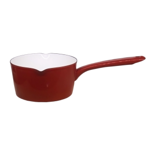 Enamel Milk Pan-15cm. (Thai-Grade)