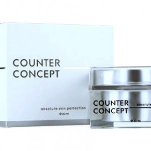 Counter concept ครีมทองคำ กระปุกละ850 บาท