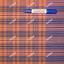 ผ้าขาวม้า TK139 ม่วงส้ม thumbnail 1
