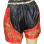 Thai Boxing Boxer For Kids Fit For Waist 24-25-26 Inches Size M กางเกงนักมวยไทยสำหรับเด็ก thumbnail 3