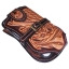 Very Beautiful Cowhide Mobile Case For Your Mobile Phone งานสวยงานเนี๊ยบ งานดุลมือสำหรับ thumbnail 6