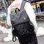 Pre-order กระเป๋าเป้สะพายหลัง ผู้ชาย แฟชั่นเกาหลี รหัส Man-3016 ลายพราง thumbnail 1