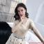 แฟชั่นเกาหลี set เสื้อและกระโปรง สุดน่ารักมาใหม่ล่าสุด thumbnail 13