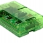 Raspberry Pi 3 Model B (Made in UK) and Green Case thumbnail 3