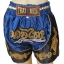 Thai Boxing Boxer For Kids Fit For Waist 24-25-26 Inches Size M กางเกงนักมวยไทยสำหรับเด็ก thumbnail 1
