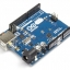 Arduino UNO SMD R3 (Board from Italy) + Free USB Cable thumbnail 3