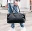 Pre-order กระเป๋าถือและสะพายไหล่ผู้ชาย แฟขั่นเกาหลี รหัส Man-B42 สีดำ thumbnail 1