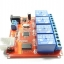 4 Channel 12V USB Relay Board Module Controller (USB Controlled Module) thumbnail 2
