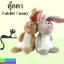 ตุ๊กตา Rabbit Funny ราคา 470 บาท ปกติ 1,410 บาท thumbnail 1