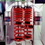 (PCX) โช้คอัพหลังคู่ YSS รุ่น G-ZA สำหรับรถรุ่น Honda PCX สี ดำ-แดง thumbnail 9