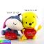 ตุ๊กตา Winnie the Pooh Sweet Surprise ลิขสิทธิ์แท้ ราคา 195-260 บาท thumbnail 8