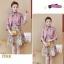 ชุดเดรสน่ารักๆ set เสื้อสูท และเดรสโทนสีชมพูกระปิ สวยมากๆ ครับ thumbnail 5