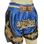 Thai Boxing Boxer For Kids Fit For Waist 20-21-22 Inches Size S กางเกงนักมวยไทยสำหรับเด็ก thumbnail 3