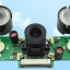 Raspberry Pi Wide-Angle Fish Eye Camera Module with Cable thumbnail 4