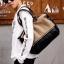Pre-order กระเป๋าสะพายไหล่ เดินทางใบใหญ่ แฟขั่นเกาหลี รหัส Man-5418 สีน้ำตาล thumbnail 1
