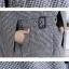 เสื้อสูทแฟชั่น ผ้าคอตตอนผสม ทรงปีกค้างคาว มีกระดุมเม็ดใหญ่สีดำ ที่อกด้านซ้ายมาพร้อมเข็มขัดเหมือนแบบ thumbnail 13