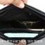 Pre-order ขายส่ง กระเป๋าคลัทซ์ใบเล็ก มีสายคล้องมือ ชุดเดินทางผู้ชายแฟชั่นเกาหลี รหัส Man-9608 ลายอำพรางสีดำ thumbnail 5