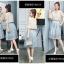 แฟชั่นเกาหลีน่ารักๆ set เสื้อและกระโปรงสวยหวานครับ thumbnail 8