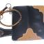 Genuine CowHide Leather สุดยอดทรนงของเอกบุรุษ เป็นกระเป๋าหนังแท้ทำจากหนังวัว 100% thumbnail 3