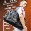 Pre-order กระเป๋าผู้ชายนักธุรกิจ ใส่เอกสาร ใส่คอม14 นิ้ว กระเป๋าสะพายเดินทาง กระเป๋านักธุรกิจแฟขั่นเกาหลี รหัส Man-9894 สีดำ thumbnail 3