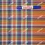 ผ้าขาวม้า TK136 ส้ม thumbnail 1
