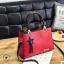 พร้อมส่ง ขายส่งกระเป๋าผู้หญิง แฟชั่นเกาหลี ถือและสะพายข้าง แต่งจี้ดาว KO-714 สีแดง 1 ใบ thumbnail 1