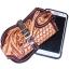 Very Beautiful Cowhide Mobile Case For Your Mobile Phone งานสวยงานเนี๊ยบ งานดุลมือสำหรับ thumbnail 1