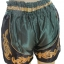 Thai Boxing Boxer For Kids Fit For Waist 20-21-22 Inches Size S กางเกงนักมวยไทยสำหรับเด็ก thumbnail 3