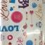 กระดาษห่อของขวัญ คละ 10 ลาย 100 แผ่น thumbnail 19