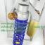 โช้คหลัง แต่ง Fino Click ยี่ห้อ Combiz สี น้ำเงิน-ทอง thumbnail 5