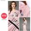 ชุดเดรสสวยๆ ผ้าลูกไม้เนื้อดีสีชมพู หน้าอกเสื้อ แขนเสื้อและกระโปรงปักลายดอกไม้ thumbnail 11