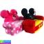 กล่องใส่ทิชชู่ ลายการ์ตูน Mikey Mouse ลิขสิทธิ์แท้ ราคา 250 บาท ปกติ 750 บาท thumbnail 4