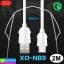 สายชาร์จ XO NB9 Micro 2 เมตร ราคา 50 บาท ปกติ 125 บาท thumbnail 1