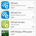 วิธีการติดตั้งและใช้งาน EZCast wifi Dongle M2 ตัวแท้ ต่อมือถือ ออกทีวี