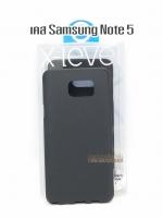 Case Samsung Note 5 สีดำ ยี่ห้อ X-LEVEL Guardian series