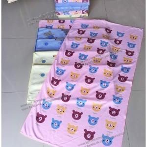 ขายส่ง ผ้าเช็ดตัวนาโน พิมพ์สี (แบบหนา) 70*140 cm ส่ง 54 บาท